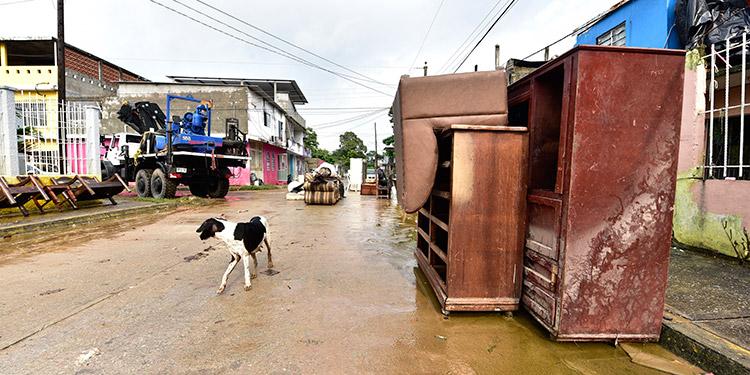 ONU apresura su operación humanitaria en Centroamérica por el segundo huracán
