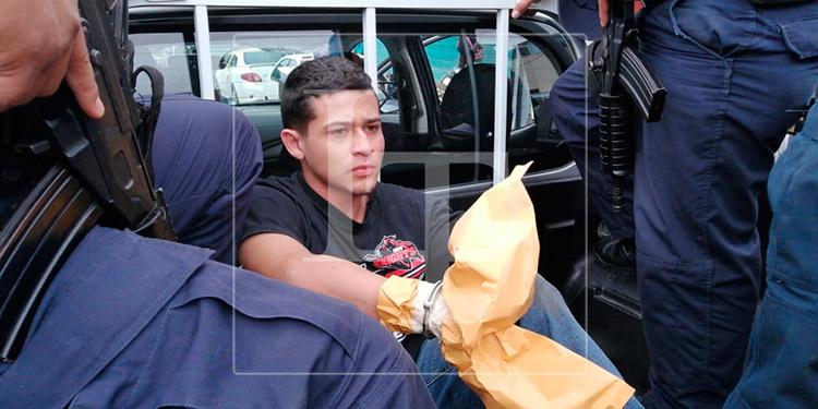 Cae miembro de la pandilla 18 por el crimen de conductor de bus