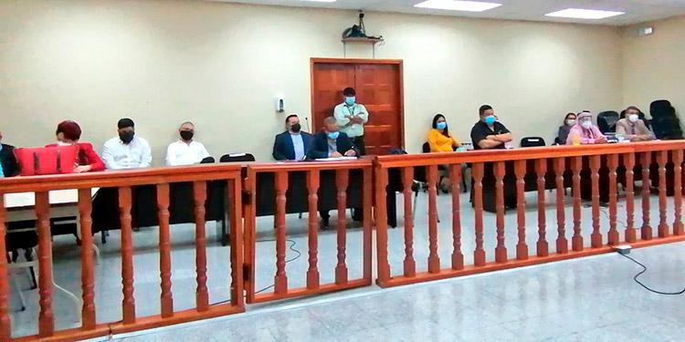 Absuelven de responsabilidad penal a 9 imputados en el caso 'Patuca III'