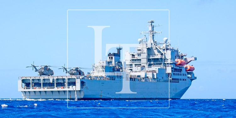 Gran Bretaña enviará a Honduras apoyo de la 'Royal Fleet Auxiliary'