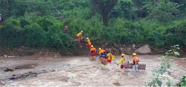 Más de 16,000 personas han sido rescatadas