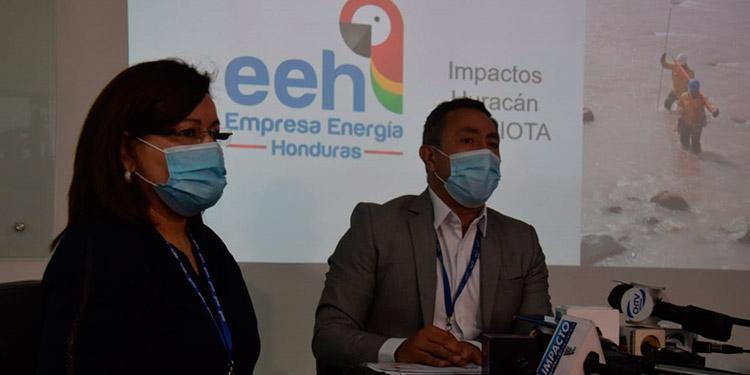 Iota desconectó el servicio eléctrico a 357 mil hogares