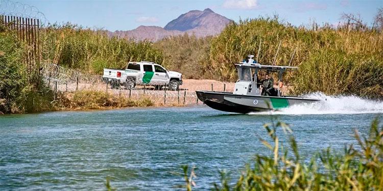 Migrante hondureña da a luz mientras intentaba cruzar el Río Bravo