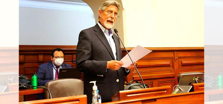 Liberal Francisco Sagasti será el próximo presidente de Perú