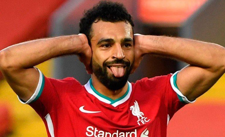 Mohamed Salah, positivo de covid-19