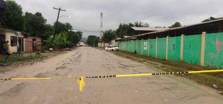 Matan a taxista en la colonia Alfonso Lacayo en SPS