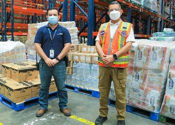 Walmart dona víveres y kits de higiene para atender a damnificados por Eta