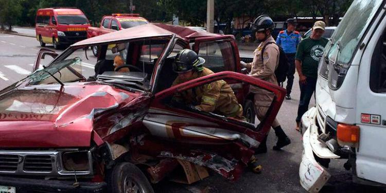 Suman 1,060 muertes en accidentes de tránsito en el 2020