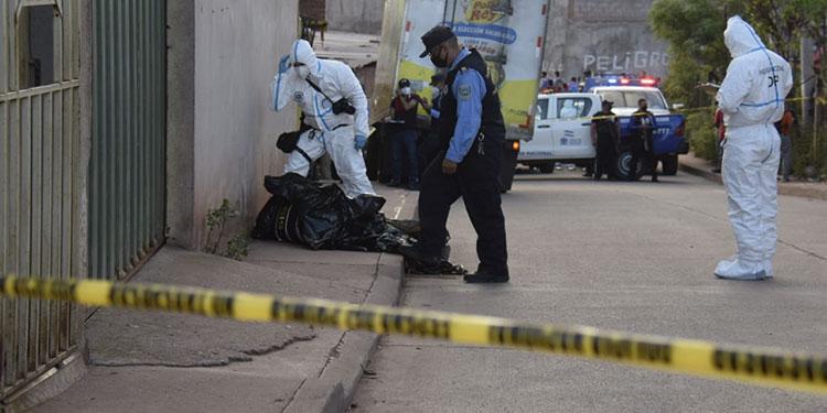 Con 603 crímenes menos que en 2019 cierra el 2020