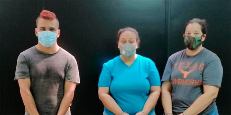 Presas hermana y sobrina de doctora ultimada en La Ceiba