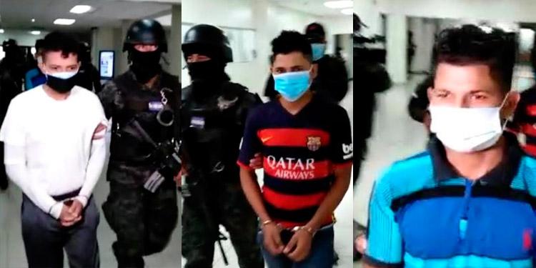 Seguirán presos por secuestro de Enoc