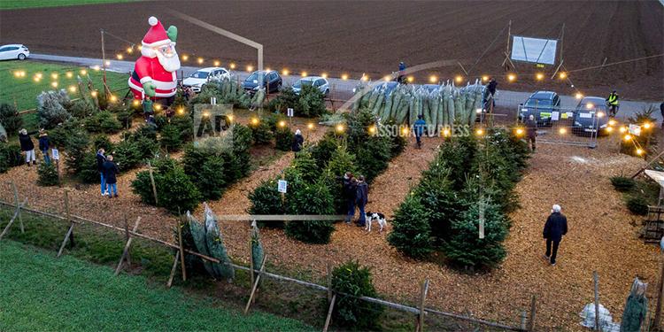 Alemania pide evitar compras navideñas antes de cuarentena