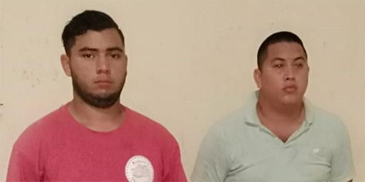 """Detenidos dos """"coyotes"""" con chilenos y haitianos"""