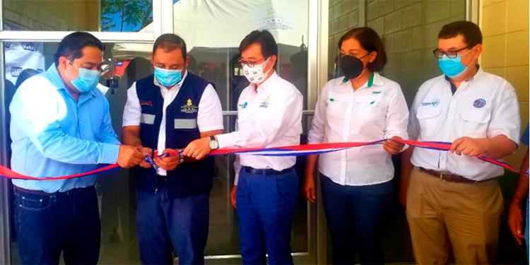 Con apoyo de Taiwán Senasa inaugura laboratorios veterinarios en Choluteca