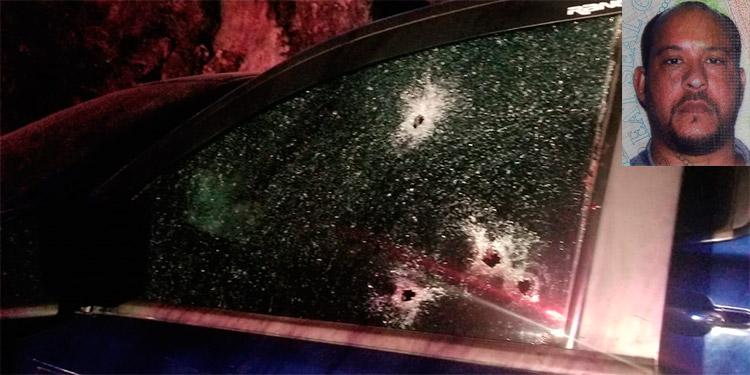 Dominicano acribillado a balazos desde automotor en marcha