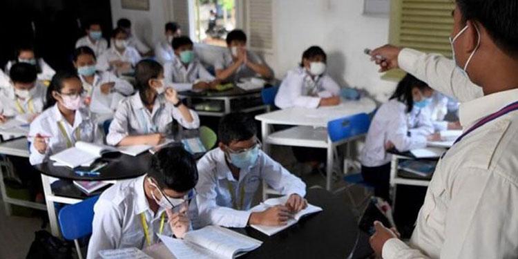 Dirigente magisterial: Centros educativos se convertirían en puntos de infección por COVID-19