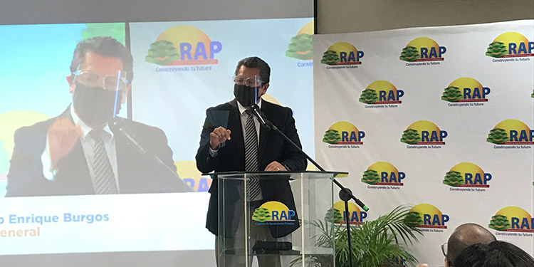 Crisis reduce L1,000 millones las proyecciones financieras del RAP