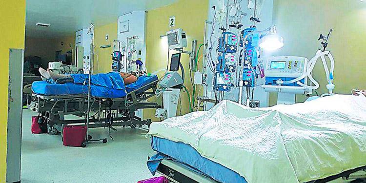 Allan Stefan: Hospital Leonardo Martínez sin cupo para pacientes con COVID-19