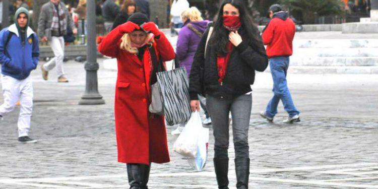 Masa de aire frío ingresará en la Nochebuena