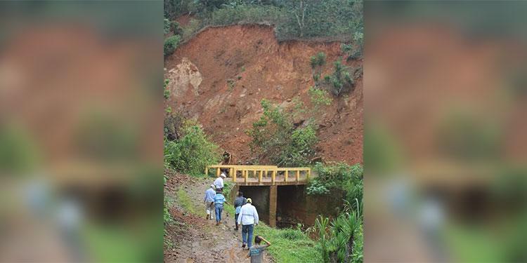 Impulsan reconstrucción en San José de las Moras