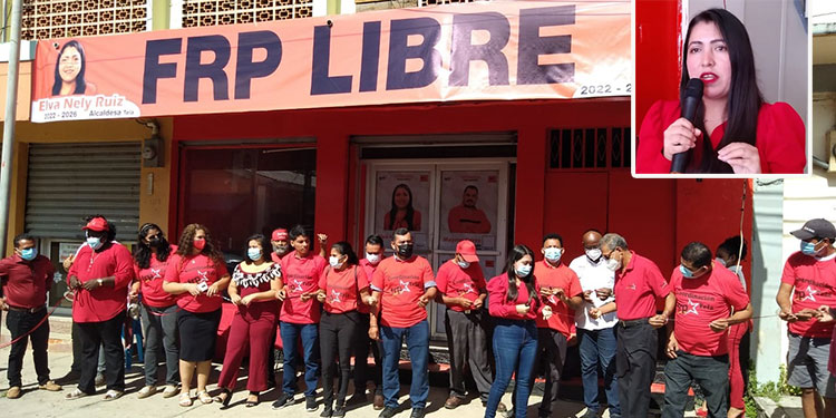 Moderna sede inaugura Libre en Tela