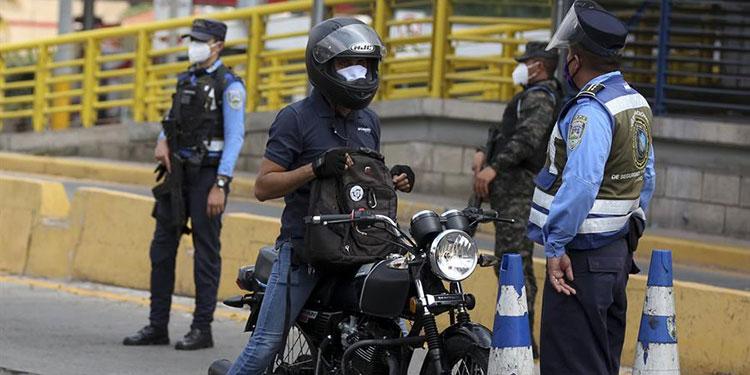 """Policía pide evaluar medida de """"motos"""""""