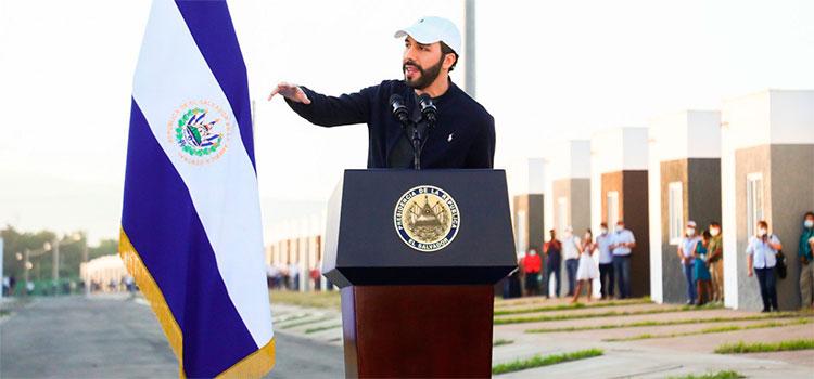 El Salvador: Bukele sanciona decretos del presupuesto 2021