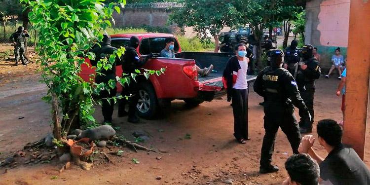 """Durante la Operación """"Gedeón"""" las unidades de Fusina arrestaron a 1,397 personas por distintos delitos y faltas."""