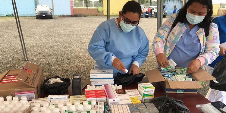 Brigadas Médicas han evaluado a más de 180 mil familias capitalinas