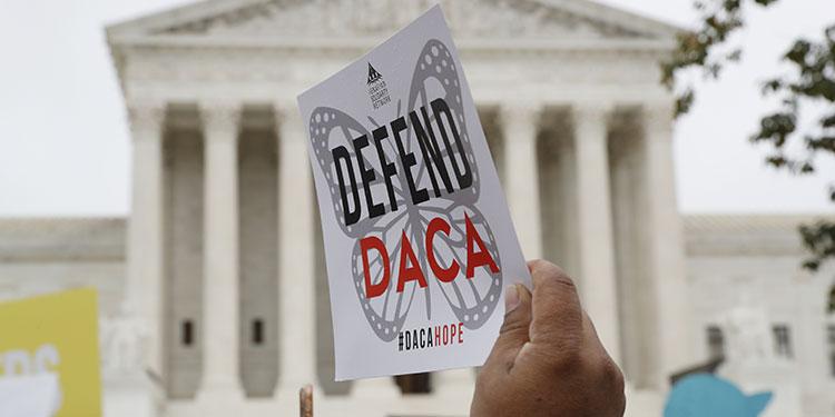 Trump cumple con DACA