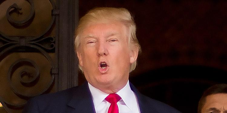 Trump lleva al Tribunal Supremo su disputa por votación en Pensilvania