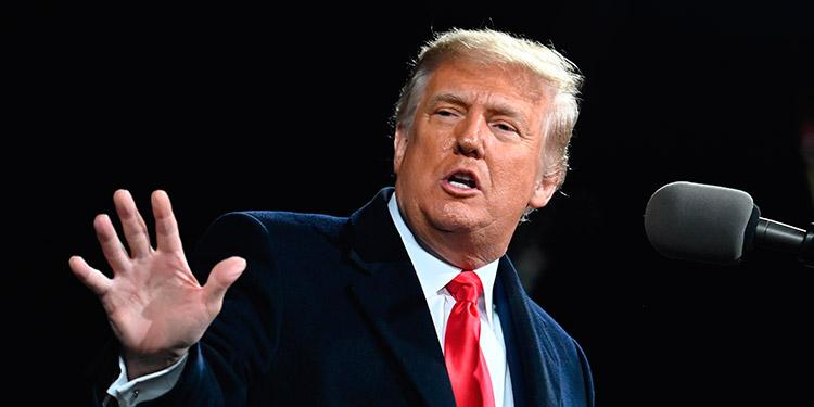 Trump absuelto en juicio en el Senado de EEUU