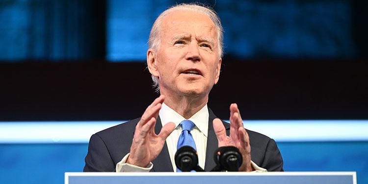 Biden promete regreso a la normalidad con su presidencia
