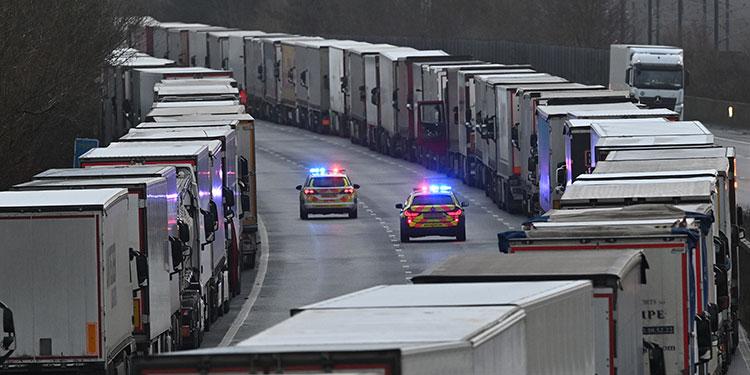 UE recomienda reanudar el tráfico con el Reino Unido