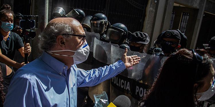 Medios nicaragüenses denuncian confiscación de bienes