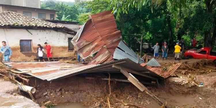 Inhabitables por fallas geológicas cuatro aldeas