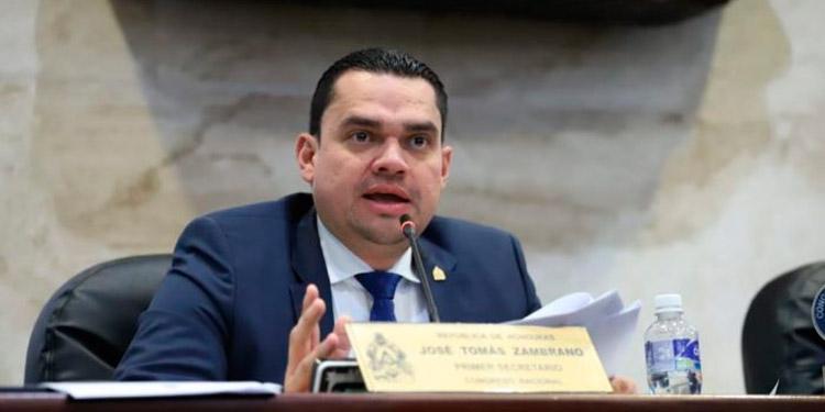 Tomás Zambrano: 'El próximo jueves aprobaremos la totalidad de la Nueva Ley Electoral'