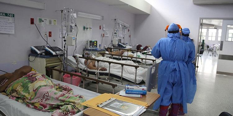 Reportan 32 casos positivos en personal médico del hospital Leonardo Martínez