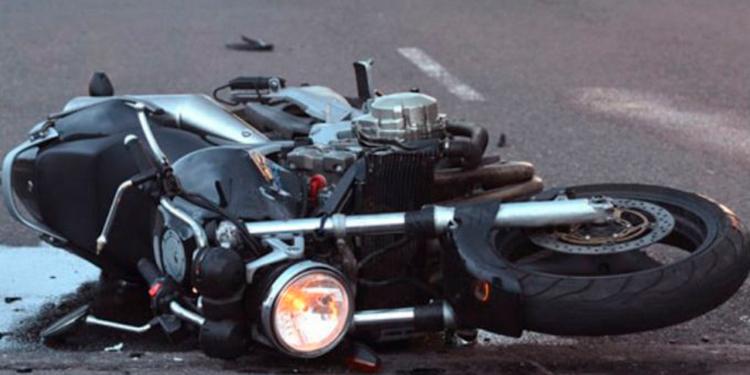 Un motociclista fallece en accidente en la carretera CA-5