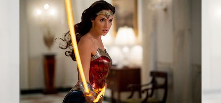 """""""Wonder Woman 1984"""" tiene el mejor estreno de la pandemia"""