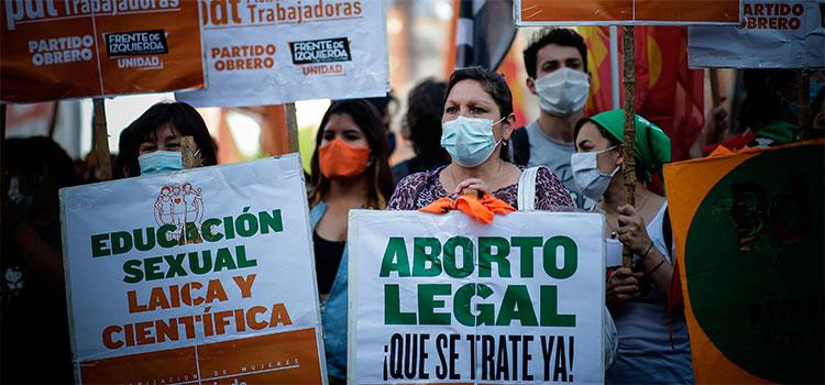 El aborto, prohibido o limitado en la mayor parte de América Latina