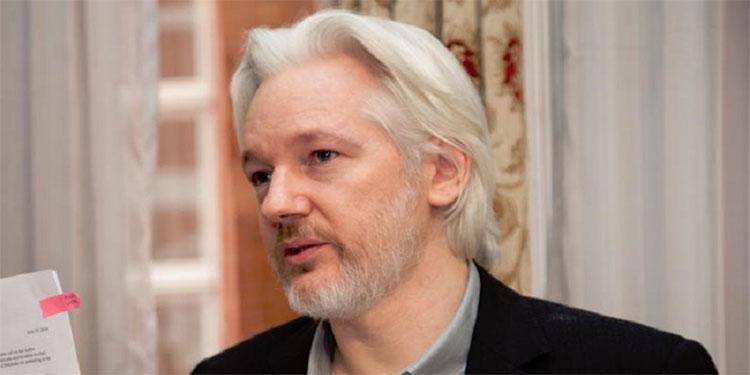 """Alemania muestra su """"preocupación"""" por la extradición de Assange a EEUU"""