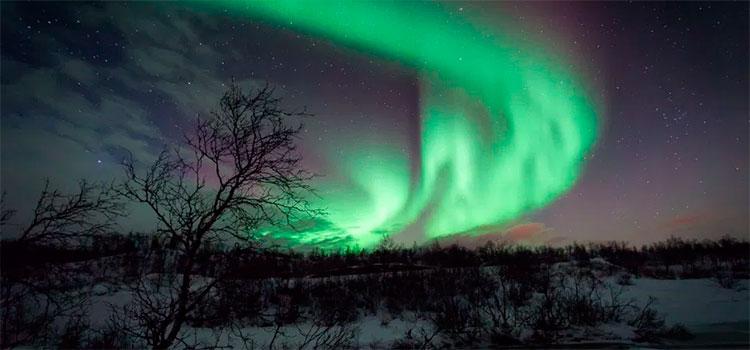 Auroras boreales serán visibles esta semana ¿Cómo y dónde verlas?