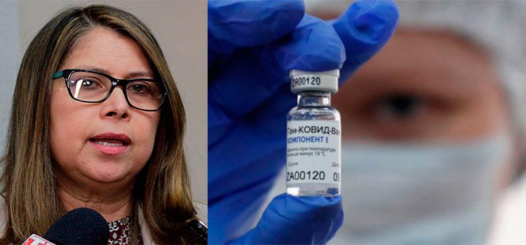 """Jefa de PAI: """"vacunas contra la COVID ingresará en el segundo trimestre de 2021"""""""