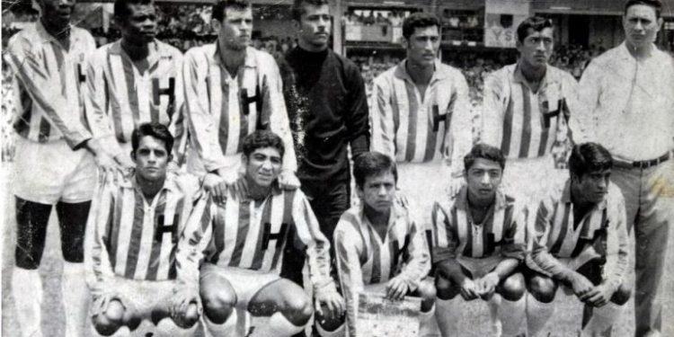 """A 52 años del primer empate ante los """"ticos"""" en el Estadio La Sabana en 1968"""