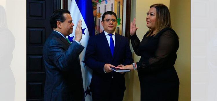 Blanca Sarahí Izaguirre Lozano es la nueva Comisionada de DDHH
