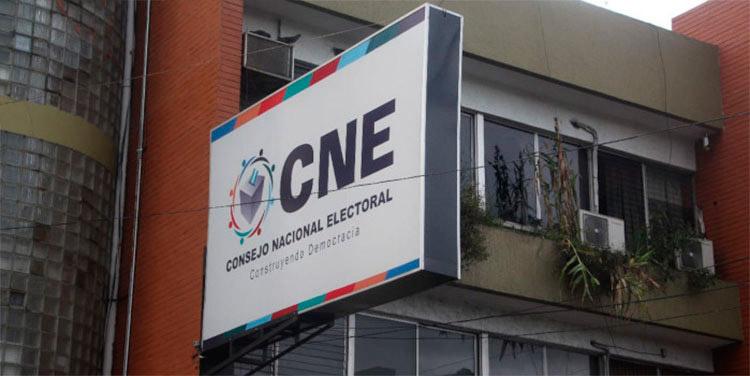 CNE: ocho empresas fueron invitadas a licitación para transmisión de resultados electorales