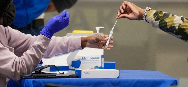Variante británica del virus, detectada ya en ocho estados de EEUU