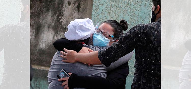 La COVID-19 ha causado 2.930 muertos en Honduras