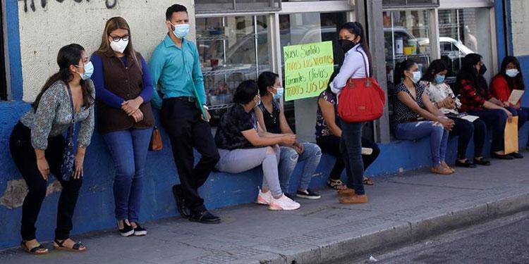 Honduras suma 238 casos de COVID-19 y acumula 118.659 contagios desde marzo